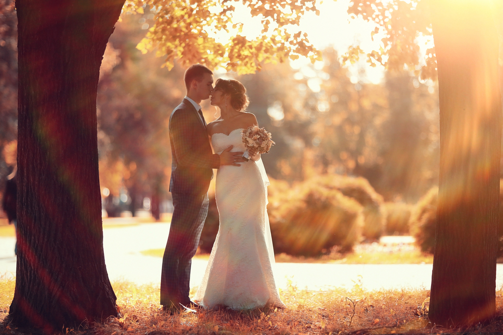 Benefits of a Fall Wedding